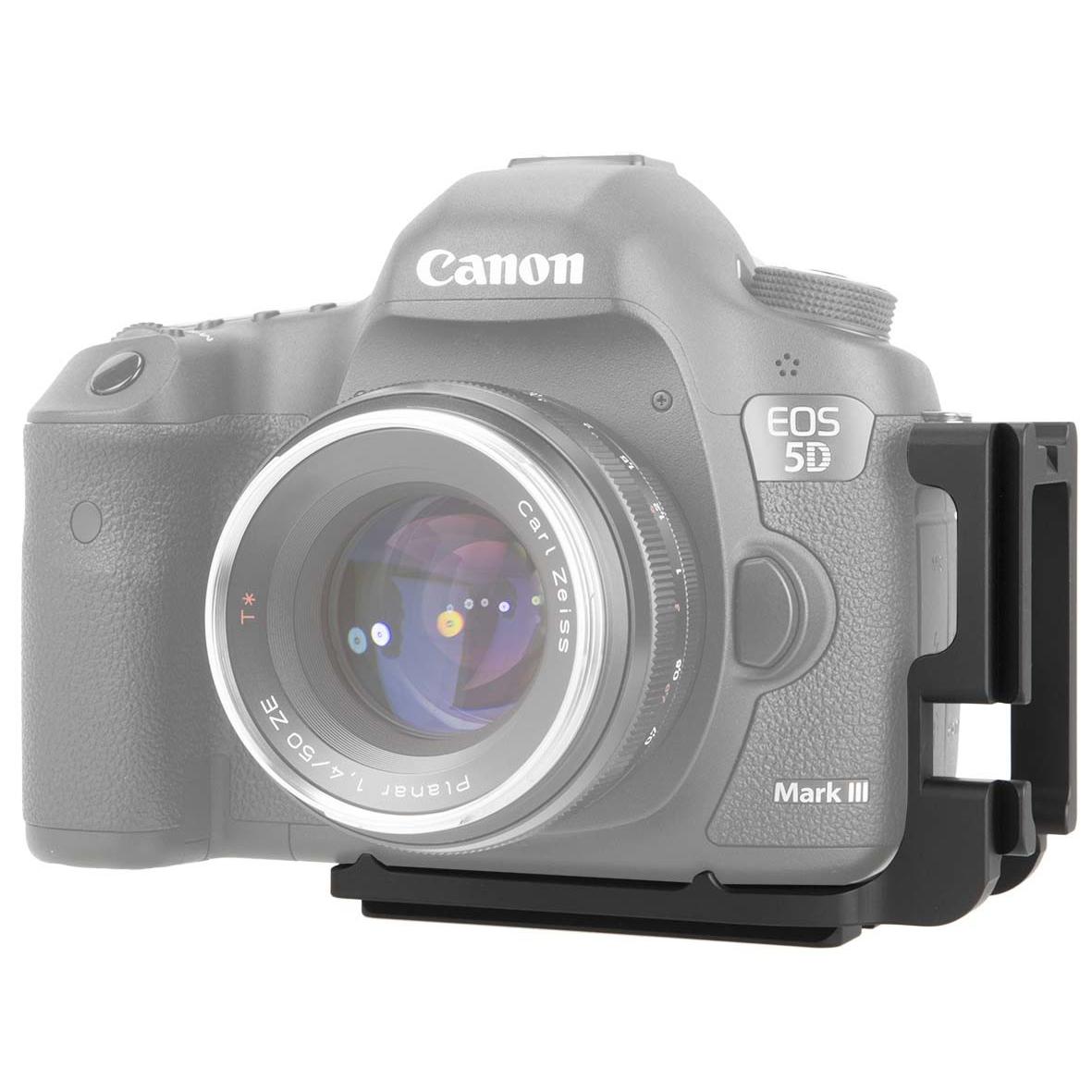 SIRUI TY-5DIIIL L-Bracket for Canon EOS 5D Mark III